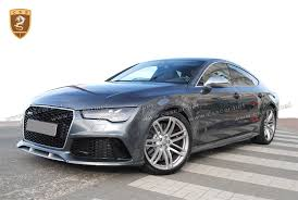 audi a7 kit kit for audi a7 upgrade to rs7 in pp buy for a7 rs7
