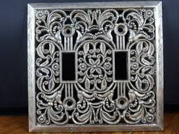 Decorative Switch Wall Plates For Exemplary Best Shab Chic Light