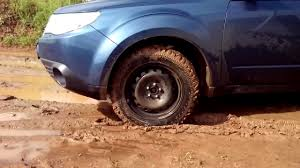 subaru forester rally wheels subaru forester off road mudding and climbing 4x4 youtube