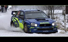 subaru rally wallpaper snow 1440x900 wallpapers