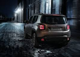 jeep renegade dark blue special jeep renegade night eagle arrives in european showrooms