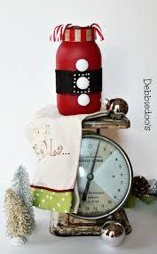 Christmas Decoration Ideas Crafts 43 Mason Jar Christmas Crafts Fun Diy Holiday Craft Projects