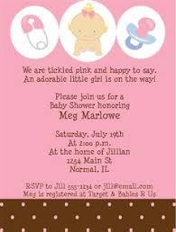 baby shower wording baby shower invitation wording for a girl baby shower invitation
