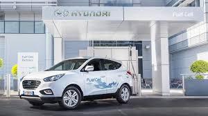 hyundai tucson second hydrogen car hyundai tucson fuel cell second generation will