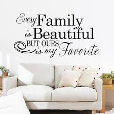 wall sticker family beautiful vinyl decal home decoration free shipping wall sticker family beautiful vinyl decal home decoration quotes decor