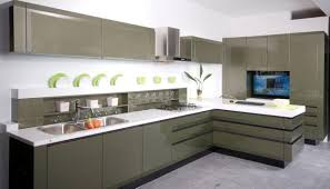 buy straight modular kitchen in delhi ncr at rs 1 10 000 5 years