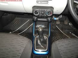 Suzuki Ignis Interior Maruti Suzuki Ignis Interiors 10