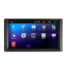 android fm radio android 7 hd car stereo radio gps navi am fm mp4 2din bluetooth