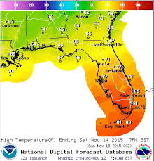 temperature map of florida will 2015 be florida s year on record weatherplus