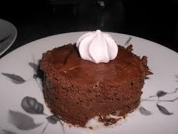une marquise en cuisine marquise au chocolat au coeur meringue petites gourmandises