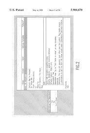 patent us5900870 object oriented computer user interface