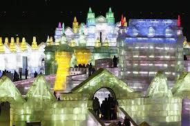 harbin snow and ice festival 2017 china u0027s harbin ice festival 2013 nbc news