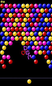 bubble shooter for java