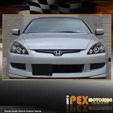 2005 honda accord coupe parts 2003 2007 honda accord 2dr coupe 4dr sedan halo projector led