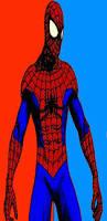 spider man comic print pop art by thegreatdevin on deviantart