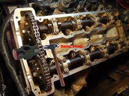 timing chain link riveting peening saabcentral forums