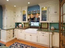 what color to paint cabinets with granite painting kitchen backsplashes pictures ideas from hgtv hgtv