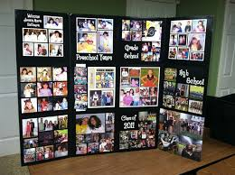 high school graduation party ideas for boys 8 best images of senior memory board ideas high school