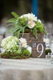 Wedding Flowers Table 307 Best Classic White And Green Flowers Images On Pinterest