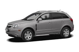 2008 saturn vue new car test drive
