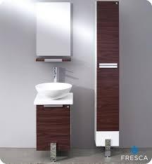Bathroom Vanity Sinks Craftsman Styled Bathroom Vanity For Powder - Modern bathroom sinks pictures