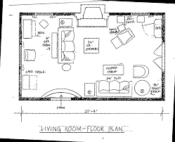 room design floor plan living room planning