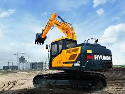 hx180 l crawler excavator