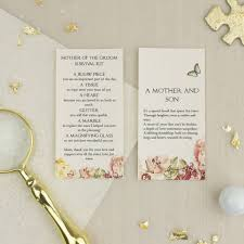 card to groom from on wedding day personalised of the groom wedding day gift by letter