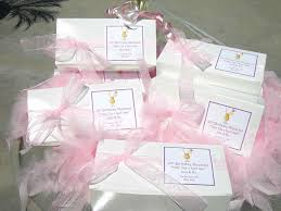 thank you gifts for baby shower best shower