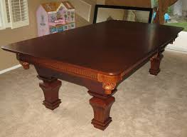Cool Pool Table Dining Conversion Top  About Remodel Used Dining - Pool tables used as dining room tables