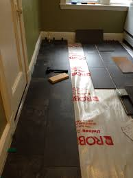 Pergo Presto Laminate Flooring Pergo Slate Floor Before And After How To Install Laminate House