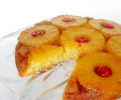 pineapple upside down cake cook diary