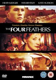 charles bentley wes bentley four feathers dvd amazon co uk heath ledger wes bentley kate