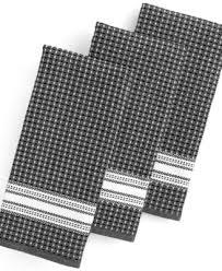 martha stewart kitchen collection martha stewart collection kitchen towels set of 3 waffle weave