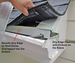 hail damaged roof replacement part 6 drip edge roof flashing