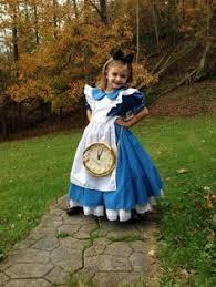 Alice Wonderland Costume Halloween Diy Alice Wonderland Costume Diy Disneycostume Diy