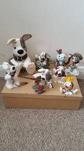 lost dogs figurine ornaments collection in longfield kent gumtree