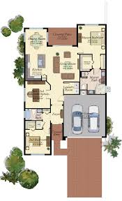 Florida Home Floor Plans Sorrento Plan Tuscany In Delray Beach Florida
