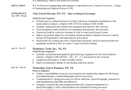 Resume Sample Engineer by Free Resume Examples Engineer Resume Resume Example Field Engineer