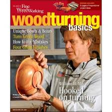 Fine Woodworking Magazine Subscription Renewal by William H Macy Woodturner Finewoodworking