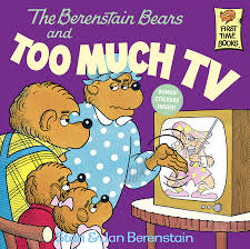 berenstein bears books the berenstain bears and much tv by stan berenstain jan
