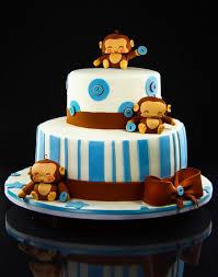 monkey baby shower cake monkey theme cakes for baby showers design dazzle