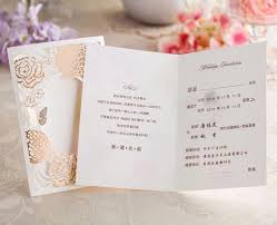 Engagement Invitations Card Flower Cards Picture More Detailed Picture About Laser Cut