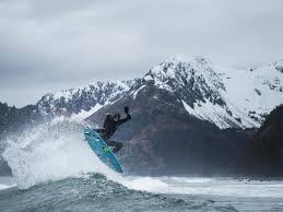 Frozen Waves Mick Fanning U0027s Epic Trip To The Frozen North Escape