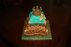 a lion king baby shower cake serves 45 50 fancy cakes by staci