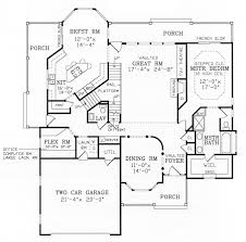 amarillo 3807 3 bedrooms and 2 baths the house designers