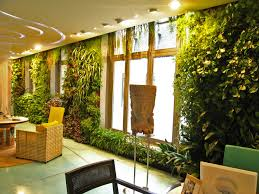 10 indoor vertical gardens that make potted plants look old