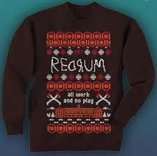 horror sweater gift guide the shining sweater creepmas