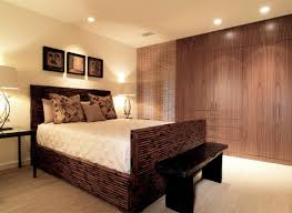 Cool Ideas Wooden Bedroom Design  Wood Master Wardrobe With - Wood bedroom design