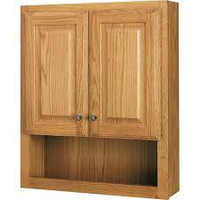shop style selections 23 25 in w x 28 in h x 7 in d oak bathroom